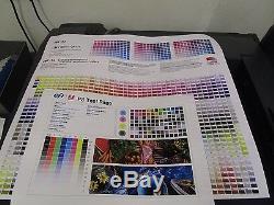 Konica Bizhub Pro C5501 Colour Digital Press, Fiery & Booklet Finisher