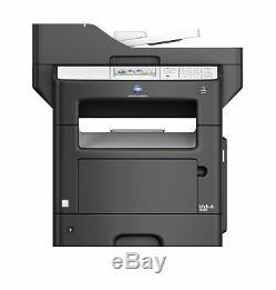 Konica Minolta BIZHUB 4020 multifunktions Laserdrucker Kopieren Scannen USB RJ45