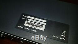 Konica Minolta BIZHUB C4000I (AAJR011) 42 PPM COLOR, PRINTER