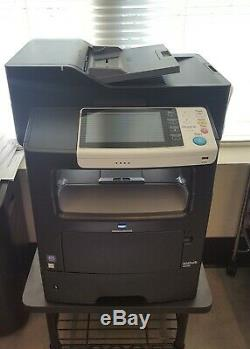 Konica Minolta BizHub 4750 B&W Multi-Function Laser Printer Scanner (Count 98k)