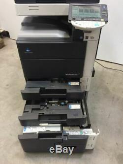 Konica Minolta BizHub C452 inkl. Toner Drucker Kopierer Scanner Multifunktion