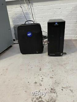 Konica Minolta BizHub Pro C6500e Production Printer & Copier with Creo RIP