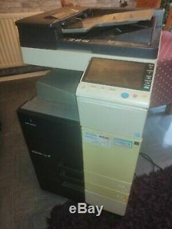 Konica Minolta Biz Hub C284 full colour all in one printer
