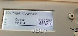 Konica Minolta Bizhub 20 Mf Duplex Printer Scanner Copier Only 4k Pages