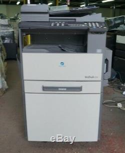 Konica Minolta Bizhub 210, Monochrome All-In-One Printer, LOW MILEAGE