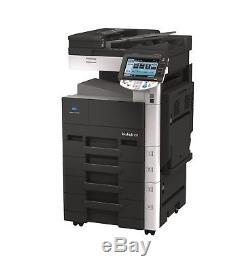 Konica Minolta Bizhub 223 Kopierer S/W Lan Duplex Fax 26.075 Seiten #1