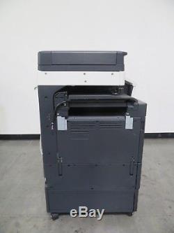 Konica Minolta Bizhub 284e copier printer scanner 28 ppm Only 55K copies