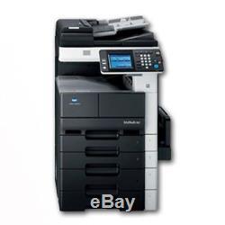 Konica Minolta Bizhub 362 Multifunktionsdrucker Kopieren mit Toner (2023)