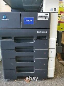 Konica Minolta Bizhub 362 PHOTOCOPY Machine Only £470 not used very often
