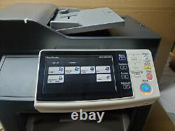 Konica Minolta Bizhub 4050 Laser Mono Copy Fax Scan 63K good consumable Warranty