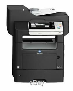 Konica Minolta Bizhub 4050 Multifunktionsdrucker Scanner Kopierer Fax