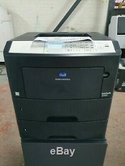Konica Minolta Bizhub 4700p Laser Printer (50ppm)
