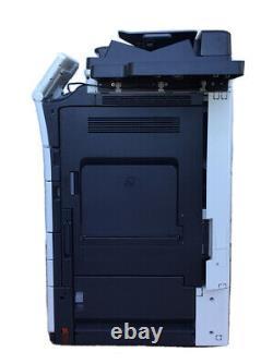 Konica Minolta Bizhub 554e Copier Printer Scanner Government Surplus