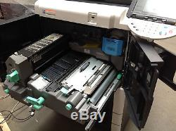 Konica Minolta Bizhub 751 all-in-one copier with finisher (481k)