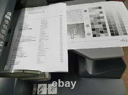 Konica Minolta Bizhub 758 All-in-one Network Printer/copier With Finisher & Deck