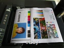Konica Minolta Bizhub C1070 Colour Press, Fiery & Staple Finisher