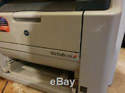 Konica Minolta Bizhub C10 Printer Photocopier