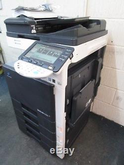 Konica Minolta Bizhub C203 Colour Photocopier & Fax Unit