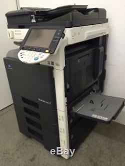 Konica Minolta Bizhub C203 Farbkopierer mit LAN + USB Schnittstelle #31368