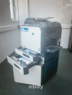 Konica Minolta Bizhub C20 Colour All-in-one Printer