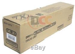 Konica Minolta Bizhub C220 C280 C360 Drum Color Dr311c Dr311y Dr311m Dr311cym