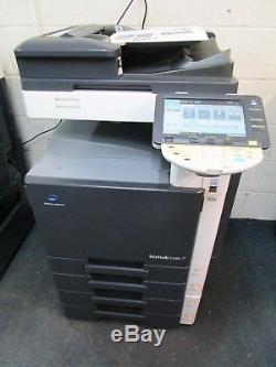 Konica Minolta Bizhub C220 Colour Photocopier