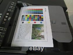 Konica Minolta Bizhub C220 Colour Photocopier/Copier & Fax Unit