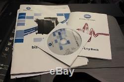 Konica Minolta Bizhub C220 Colour Photocopier/Printer/Scanner