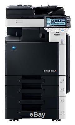 Konica Minolta Bizhub C220 Fotocopiatrice Multifunzione Laser A3 Colori Usata
