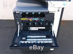 Konica Minolta Bizhub C220 Mfp Color Scanner Copier Printer 22ppm +dk-507 Drawer