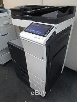Konica Minolta Bizhub C224 Colour Photocopier & Fax Unit