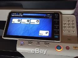 Konica Minolta Bizhub C224 Colour copy SRA3 Banner Printing print scan