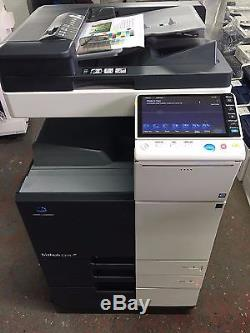 Konica Minolta Bizhub C224 Full Colour All-in-one Copier With Fax