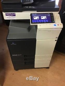 Konica Minolta Bizhub C224 Network Colour Printer Scanner Copier