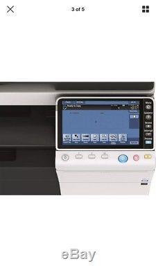 Konica Minolta Bizhub C224 printer fax scanner