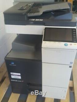 Konica Minolta Bizhub C224e All In One Printer