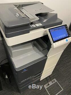 Konica Minolta Bizhub C224e All In One Printer 19k Page Count (Hospiscare)