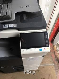 Konica Minolta Bizhub C224e Colour Copier Printer
