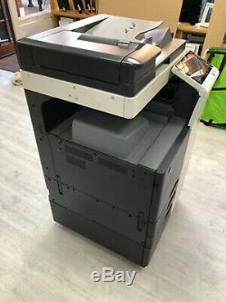 Konica Minolta Bizhub C224e Colour Printer/Photocopier/Scanner