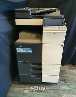 Konica Minolta Bizhub C224e Network Colour Copier Printer Scanner