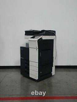 Konica Minolta Bizhub C224e color copier Only 100K copies 22 page per minute