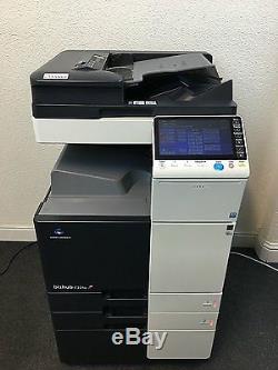 Konica Minolta Bizhub C224e colour all-in-one copier (122k)