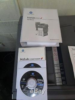 Konica Minolta Bizhub C252 Colour Photocopier