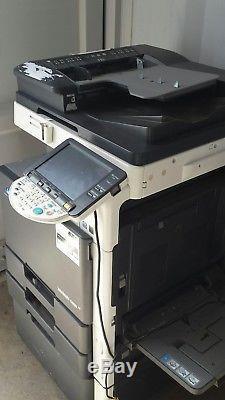 Konica Minolta Bizhub C253 Full Color Photocopier Printer