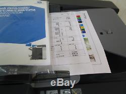 Konica Minolta Bizhub C258 Colour Photocopier/Copier