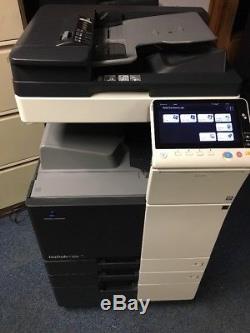 Konica Minolta Bizhub C258 Colour Printer Scanner Norfolk Suffolk MFP A3 Copier