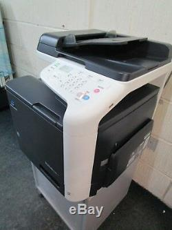 Konica Minolta Bizhub C25 A4 Colour Photocopier/Printer/Copier