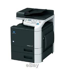 Konica Minolta Bizhub C25 MFP Farblaserdrucker gebraucht 4.200 gedr. Seiten