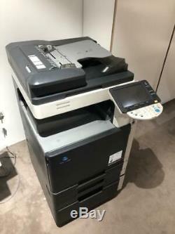 Konica Minolta Bizhub C280 Copier printer scanner good working order