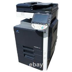 Konica Minolta Bizhub C280 Farbkopierer Laserdrucker Scanner 170.955 Seiten #2